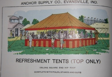 Image for Anchor Supply Co. (Inc.) Awnings Covers Tents Catalogue No. 38