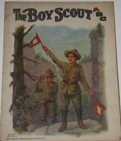 Image for The Boy Scout ABC