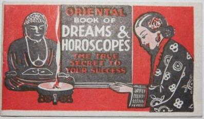 Image for Oriental Book of Dreams & Horoscopes.  The True Secret to Your Success