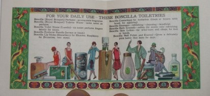 Image for Miniature Boncilla Trade Catalogue/Promotion