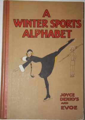 Image for A Winter Sports Alphabet