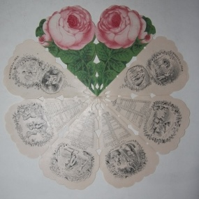 Image for The Rose Almanack.  Souvenir for 1860.