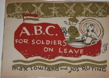 Image for A.B.C. for Soldiers on Leave