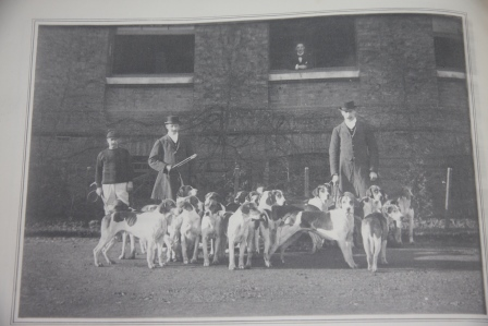 Image for 1st Battalion Coldstream Guards.  Household Brigade Drag Hounds.  1893-1894