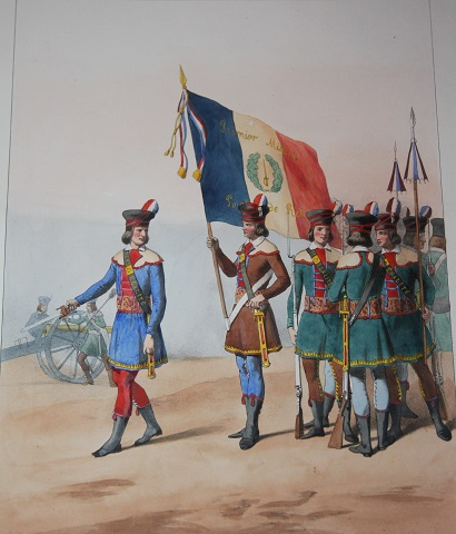 Image for Costumes Militaires Franais